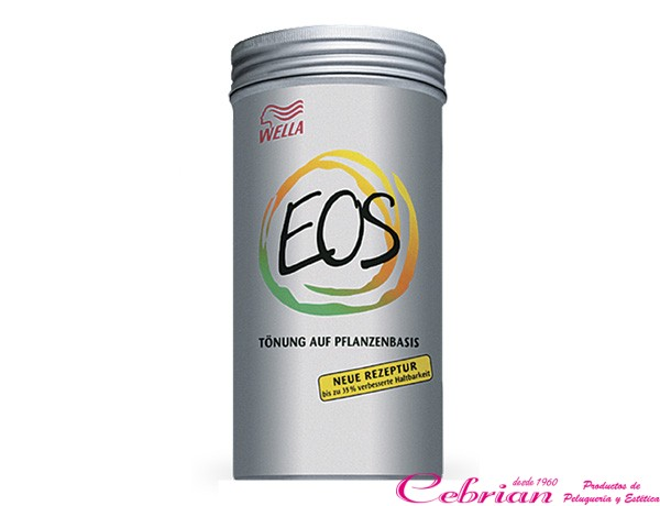 EOS WELLA Coloración Vegetal