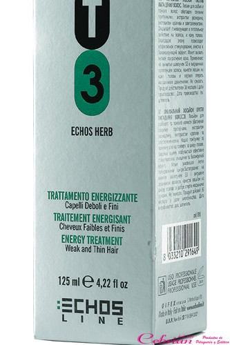Tónico anticaida T3 Echosline