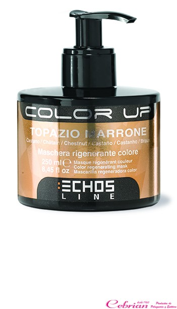 Color Up Echosline 250 ml. Color Castaño