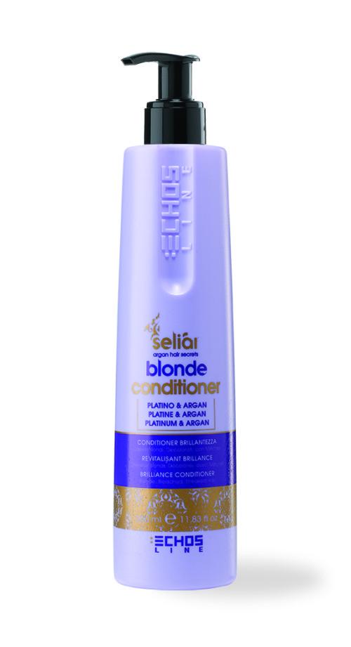 acondicionador blonde echosline