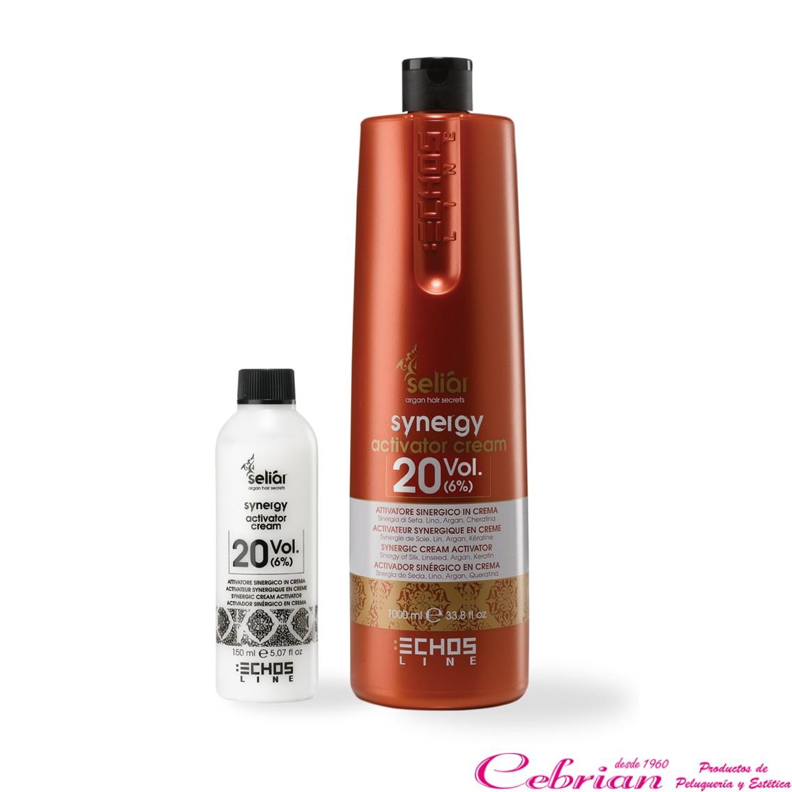 Activador Synergy Crema 20 vol. 150 ml