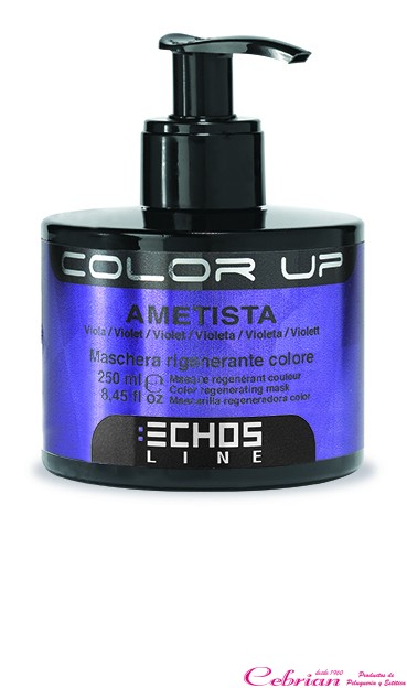 Color Up Echosline 250 ml. Color Violeta