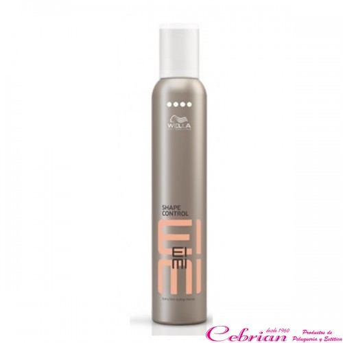 Wella Eimi Shape Control Espuma Extrafuerte 300 ml
