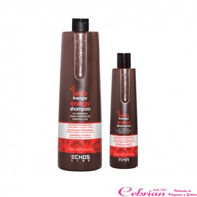 Champu Therapy Anticaida 1000 ml.