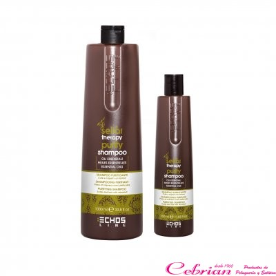 Champu Therapy Anticaspa 1000 ml.