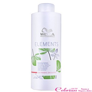 Wella Elements Champú Renovador