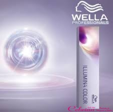 tinte wella illumina color