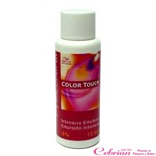 emulsion intensiva wella color touch 4%