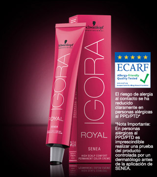 tinte igora royal senea 60 ml