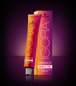 Tinte Igora Vibrance Gloss & Tone
