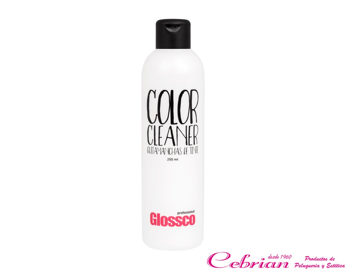 Color cleaner quitamanchas glossco