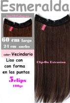clip on star-10 color vecindario esmeralda
