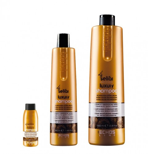 Champú Seliar Luxury Echosline 350 ml