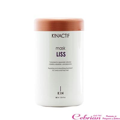 Mascarilla Liss Kin Actif Antiencrespado de 900 ml