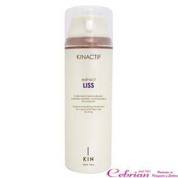 Extracto Liss Kin Actif Antiencrespado