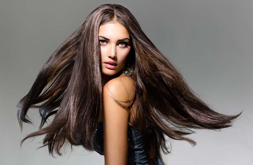 Como pasar de un cabello seco a un cabello sedoso