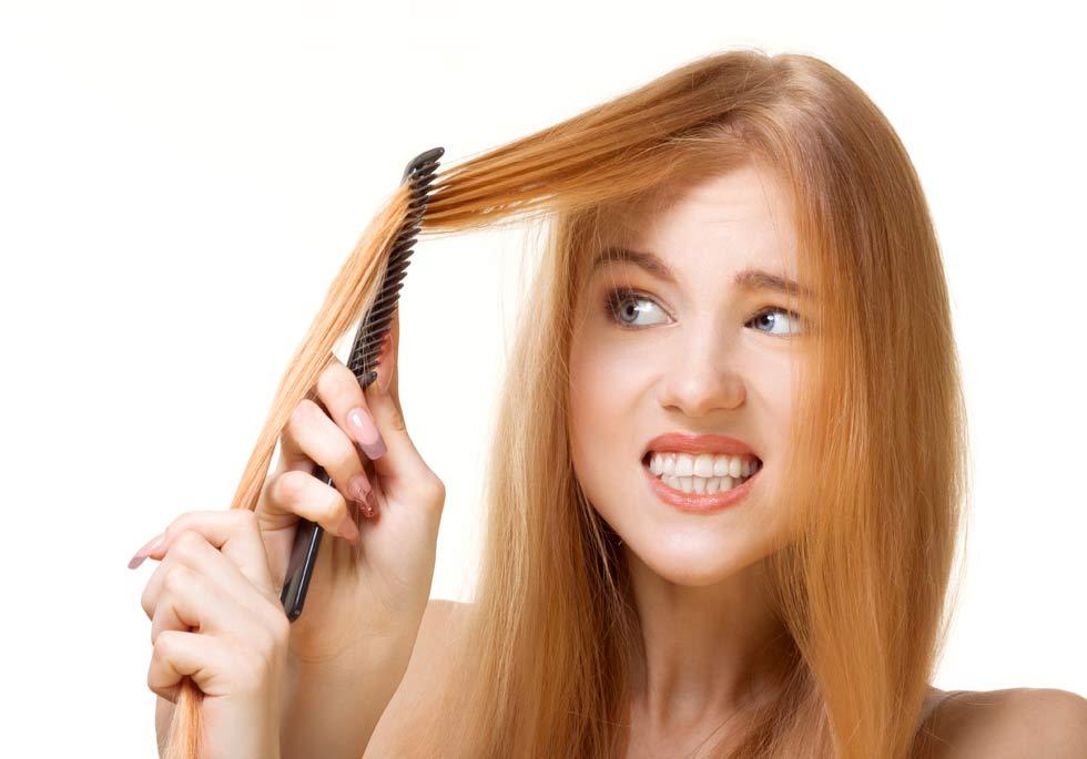 Trucos para desenredar el cabello | venta de champus alisadores