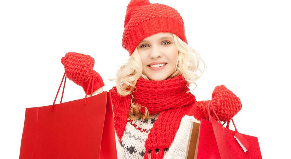 Productos de peluquería y estética para navidad