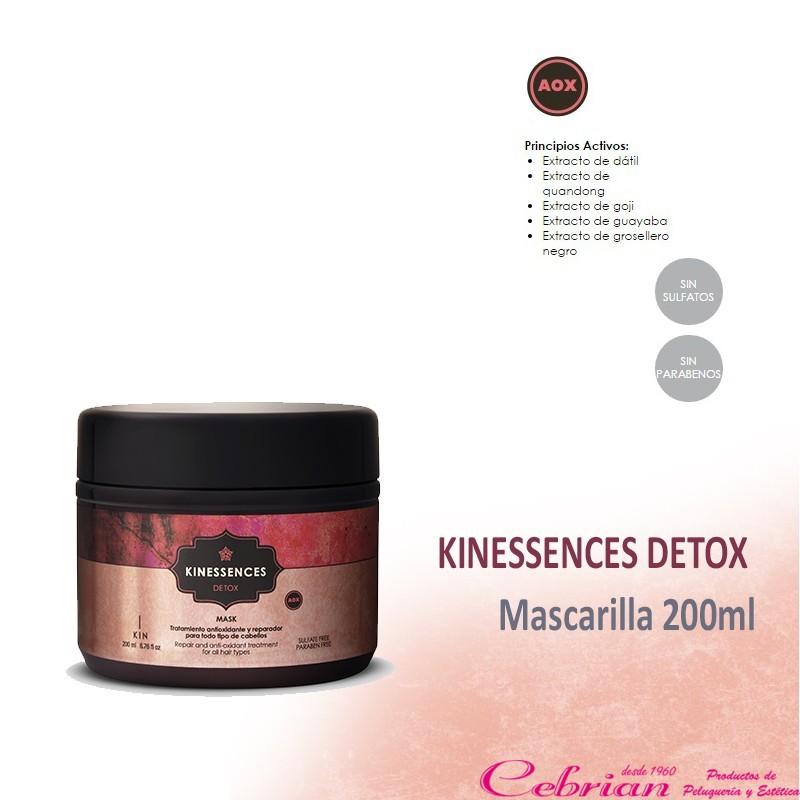 Mascarilla Detox Kinessences200 ml