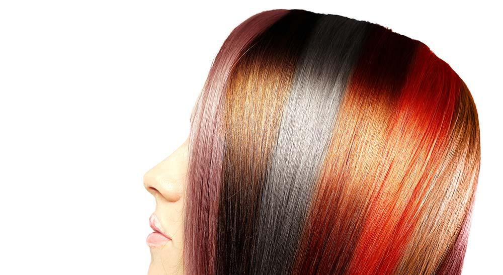 Duración de la coloración del pelo y tintes