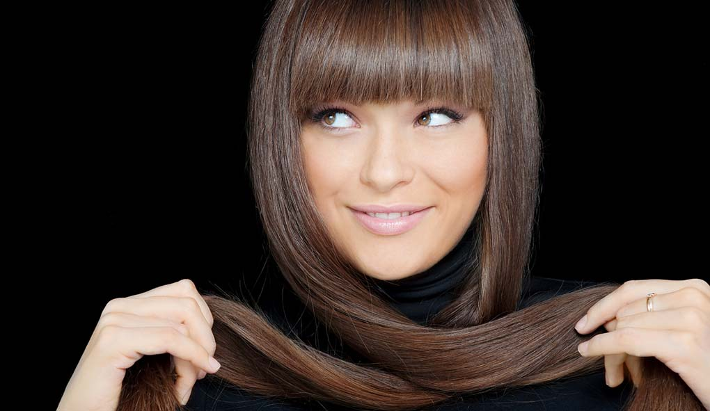 flequillos como cuidar tu pelo