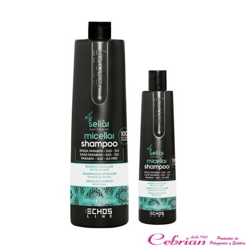 champu seliar micelar echosline | productos profesionales de peluquería