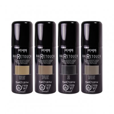 Spray retocador de raíces instantáneo Hairetouch.