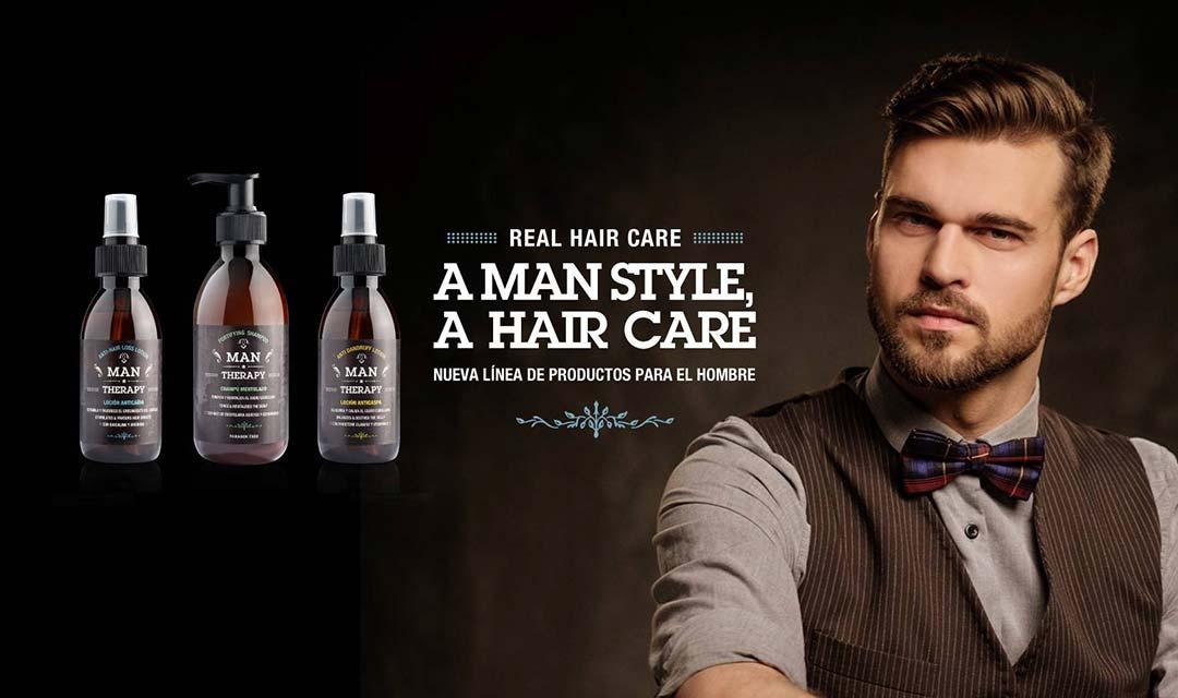 tratamiento anticaída pelo para hombre man therapy