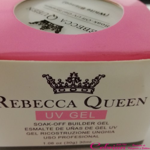 builder gel uñas rebecca queen