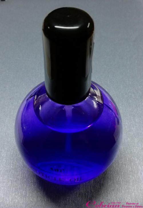 aceite cutículas uñas