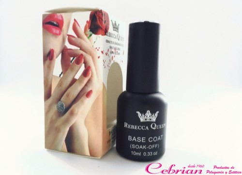 base coat rebecca queen uñas
