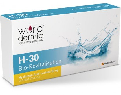H-30 Bio-Revitalisation WorldDermic