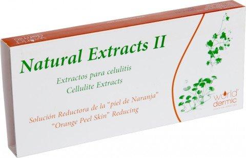 Natural Extracts II, extractos naturales contra la celulitis