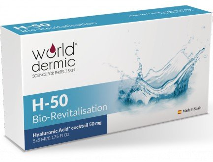 H-50 Bio-Revitalisation WorlDermic