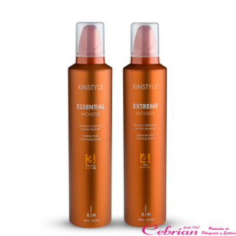 KinStyle Essential Mousse
