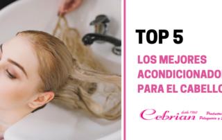 acondicionadores para el cabello