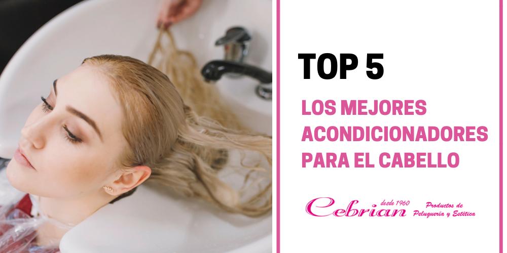 acondicionadores para el cabello | Cebrián Tienda de peluquería online