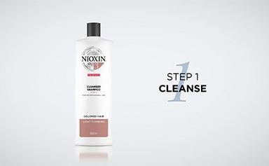 Nioxin Champú Sistema 1 300 ml | Cebrián