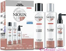 Kit Nioxin sistema 3