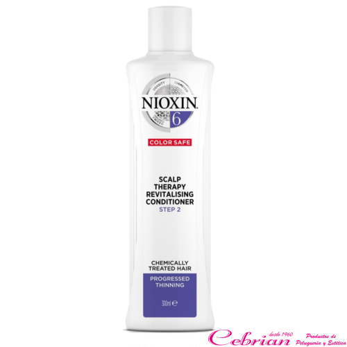 Nioxin Scalp Revitaliser Sistema 6