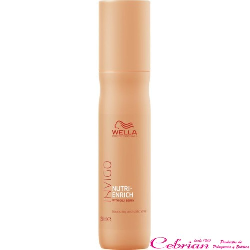 Invigo Nutri-Enrich Nourishing Anti-Static Spray