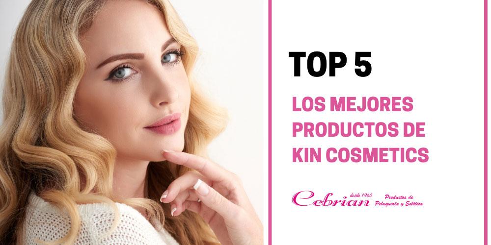 Top 5 los mejores productos Kin Cosmetics